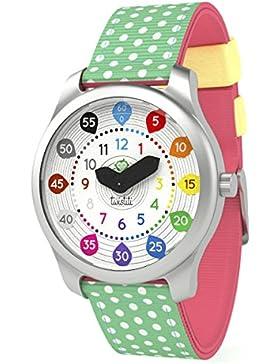 twistiti–Zeigt Kinder pädagogische Zahlen–Armband Wassermelone