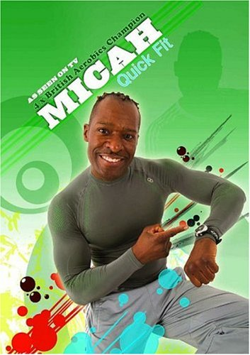 Micah - Quick Fit Fitness [Reino Unido] [DVD]