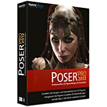 Poser Pro 2012 Upgrade (von Poser Pro / Pro 2010)