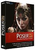 Poser Pro 2012 dt. Mac/Win