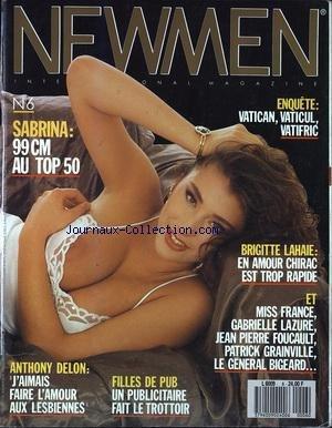 NEWMEN [No 6] du 01/01/1999
