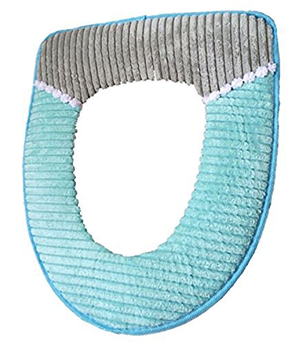 Dick Winter waschbar WC-Sitz) blau, blau, High quality (Wc-sitz Round Soft)