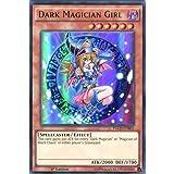 "Yu Gi-Oh: YGLD-ENB031. Edition Dark Magician Girl (dt.: Dunkles Magier-Mädchen), ""Ultra Rare""-Karte–Yu-Gi-Oh, einzelne Karte…"
