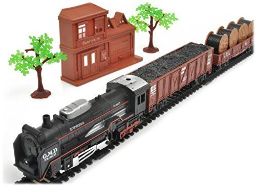 Elektrische realistische Eisenbahn RAIL KING