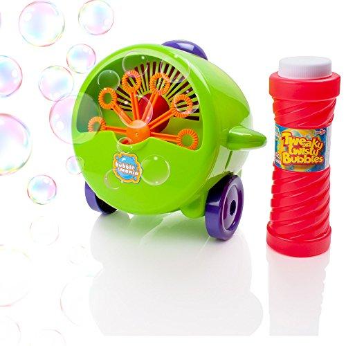 (Bubble Mania Bubble Jet - Automatische Bubble Making Machine)