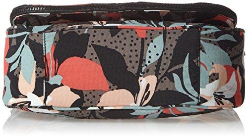 Kipling Damen Earthbeat M Umhängetasche, 30 x 22.5 x 10.5 cm Lily Garden