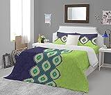 Spaces Atrium 144 TC Cotton Double Bedsh...