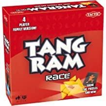 Tangram Race Game by Tactic Games US