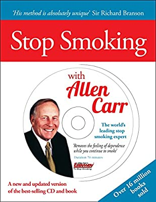 Stop Smoking with Allen Carr (Allen Carr's Easyway) from Arcturus Publishing