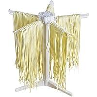 Newcomdigi Soporte para Secar Pasta Secador de Pasta Fresca a Varillas Soporte Extraíble de Plástico para Secar Pasta Verduras