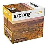 Explorer 210x 297mm Kopierpapier A4, weiß, Pack (2500Blatt)