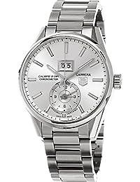 TAG Heuer Carrera Automatik Calibre 8 Grande Date GMT Chronometer WAR5011.BA0723