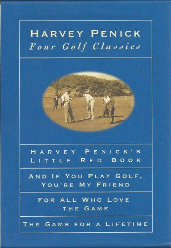 Four Golf Classics by Harvey Penick