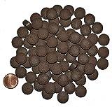 Zierfischtreff Hausmarke Futtertabletten mit 30% Eichenholz, 500 g