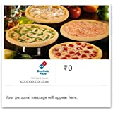 Flat 15% off at checkout||Dominos - Digital Voucher