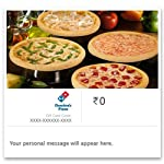 Dominos - Digital Voucher