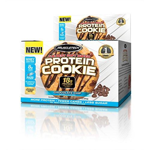 Muscletech Products - Proteina biscotto morbido al forno al cioccolato - 6 Biscotti - 51vhN91gCiL