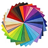 Vaessen Creative 10429-002 Filz Stoff A5, 30 Farben