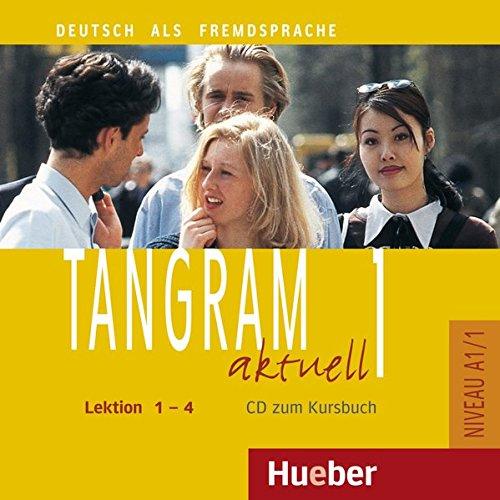 Tangram aktuell. Lektion 1-4. Técnicas comerciales para colegio (Audio CD)