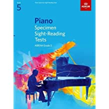 Piano Specimen Sight-Reading Tests, Grade 5 (ABRSM Sight-reading)