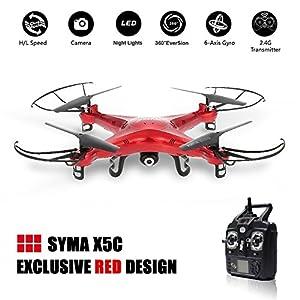 Dron Quadcopter de 6 ejes GoolRC Syma X5C