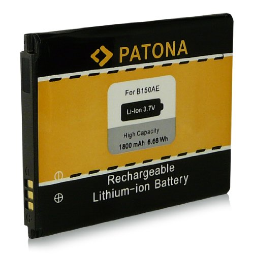 Batteria B150   B150AE per Samsung Galaxy Core GT-i8260   Galaxy Core Duos GT-i8262 e più… [ Li-ion, 1800mAh, 3.7V ]