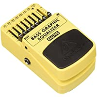 Behringer Bass Ecualizador gráfico BEQ700 7 Ultimate bandas de ecualizador gráfico