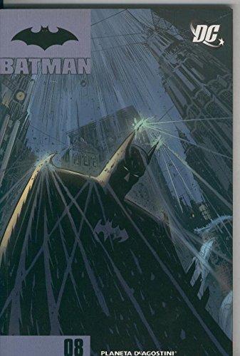 Batman mensual numero 08