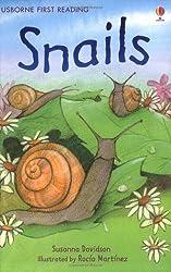 Snails (Usborne First Reading: Level 2)
