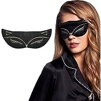 Frcolor Schlaf-Maske, natürliche Seide Schlaf-Augen-Maske Tier-Fox-Muster Schlaf-Augen-Abdeckung zum Schlafen,... preisvergleich bei billige-tabletten.eu
