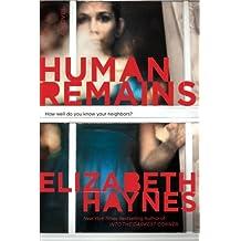 Human Remains: A Novel by Elizabeth Haynes (2013-08-20)
