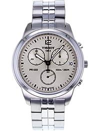 Tissot T0494171103700 T-Classic PR 100 Quartz Chronograph Reloj Hombre