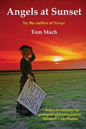 Angels at Sunset (Jessica Radford Trilogy) by Tom Mach (2012-05-11)