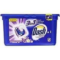 Dash – Detergente para lavadora, 36 ecodosi AP Perfume de Lavanda y ...