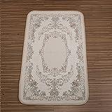 Brillant Teppich 50 x 80 cm Rutschfest Pflegeleicht Top Qualität Burcak 806