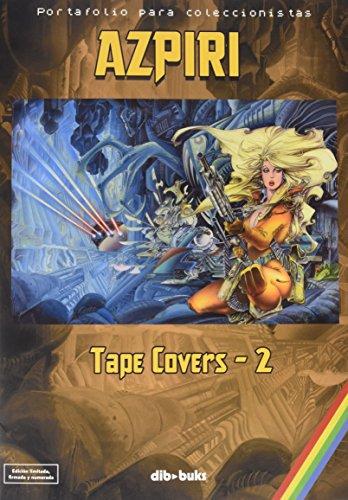 Azpiri - Tape Covers 2 (Ilustración)