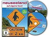 Neuseeland auf eigene Faust: Nord und Südinsel auf 2 DVDs - Partnerlink