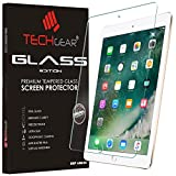 "Best New Electronics - TECHGEAR New Apple iPad 9.7"" (2018/2017) GLASS Edition Review"