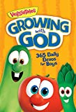 #8: Growing With God: 365 Daily Devos for Boys (Veggietales)
