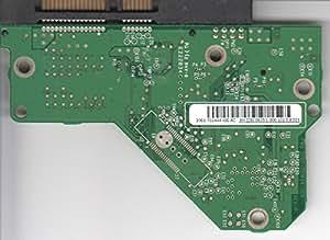 WD5000AAVS-00ZTB0, 2061-701444-J00 AC, WD SATA 3.5 Circuit Imprimé (PCB)