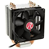 Raijintek 0R100009 CPU Cooler Black