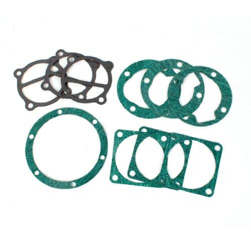 10 in 1 testa compressore d\'aria guarnizioni base industriale del cilindro