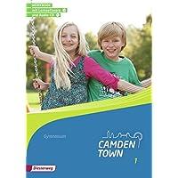 Camden Town - Allgemeine Ausgabe 2012 für Gymnasien: Workbook 1 mit Lernsoftware und Audio-CD