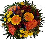 Extra frische Schnittblumen | Blumenstrauß versenden mit Express | perfekt zum Verschenken als Dankeschön, zum Geburtstag und zur Genesung | FLORISTENMEISTERBETRIEB |