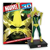 Marvel Heroes 3D Electro Resin Figure Statue Collection +fas