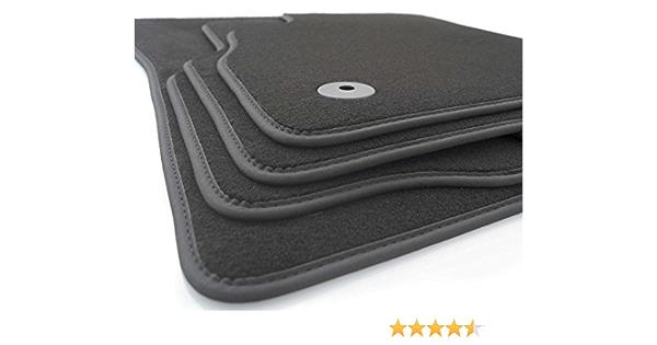 Kh Teile Fußmatten Velours Passend Für Kodiaq Schwarz Premium Autoteppich 4 Teilig Neu Auto