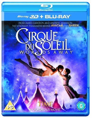 Cirque du Soleil: Worlds Away ( ) (3D & 2D) (Blu-Ray)