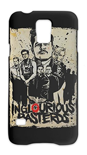 Inglouriuos basterds movie poster all gang Samsung Galaxy S5 Plastic Case -
