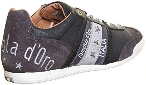 Pantofola d'Oro  Ascoli Leag, Baskets mode pour homme Noir - Black Bk11