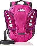 Trespass Tiddler, Pink, Kinderrucksack mit Laufgurt 3 Liter, Rosa / Pink